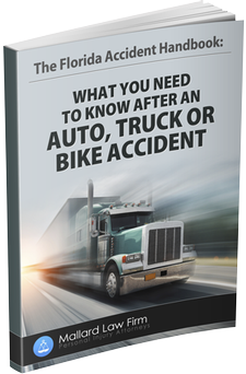What You Need to Know After a Florida Auto, Truck or Bike Accident